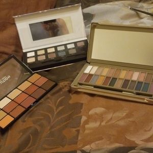 Set of 3 eyeshadow palette